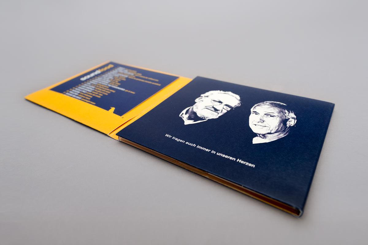 soundfood, Musik Compilation, CD Cover, Digi-Pack, Cover Artwork, Illustrationen, Cover, Innenansicht