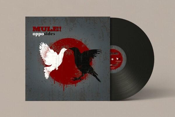 Mule!, opposides, Vinyl Cover, Cover Artwork, Front,TN