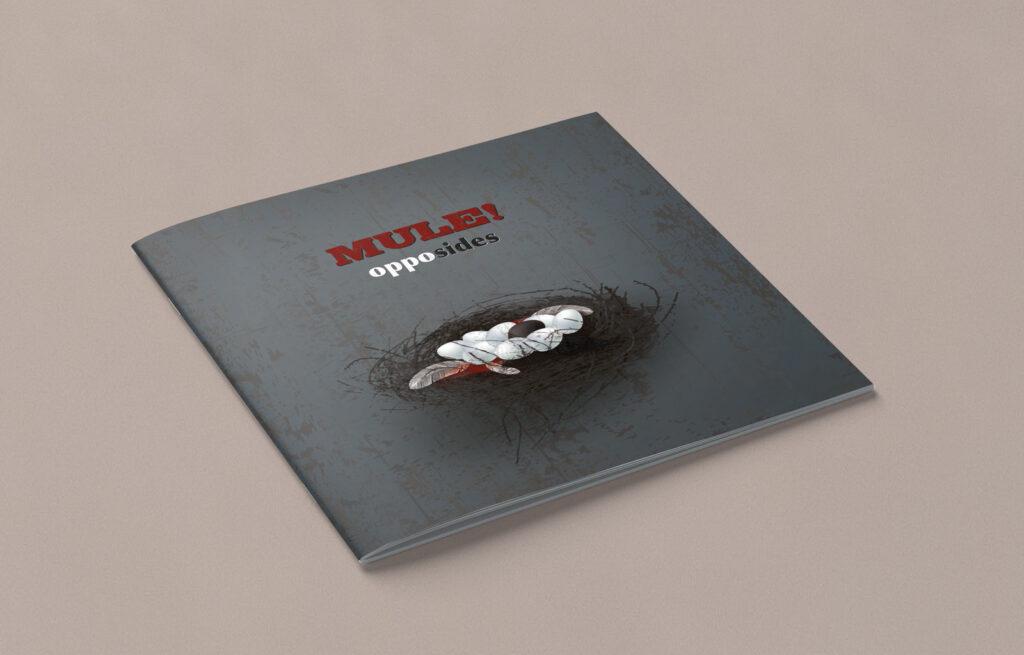 Mule!, opposides, Booklet, CD Cover, Cover Artwork, Cover Booklet
