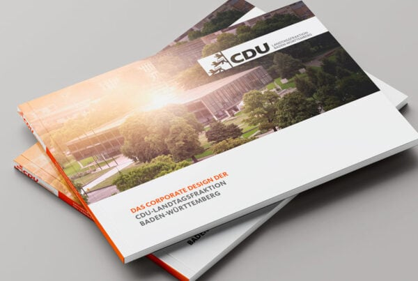 CDU_LF_BW, Styleguide, Corporate Design Relaunch, Redesign, Titel, TN