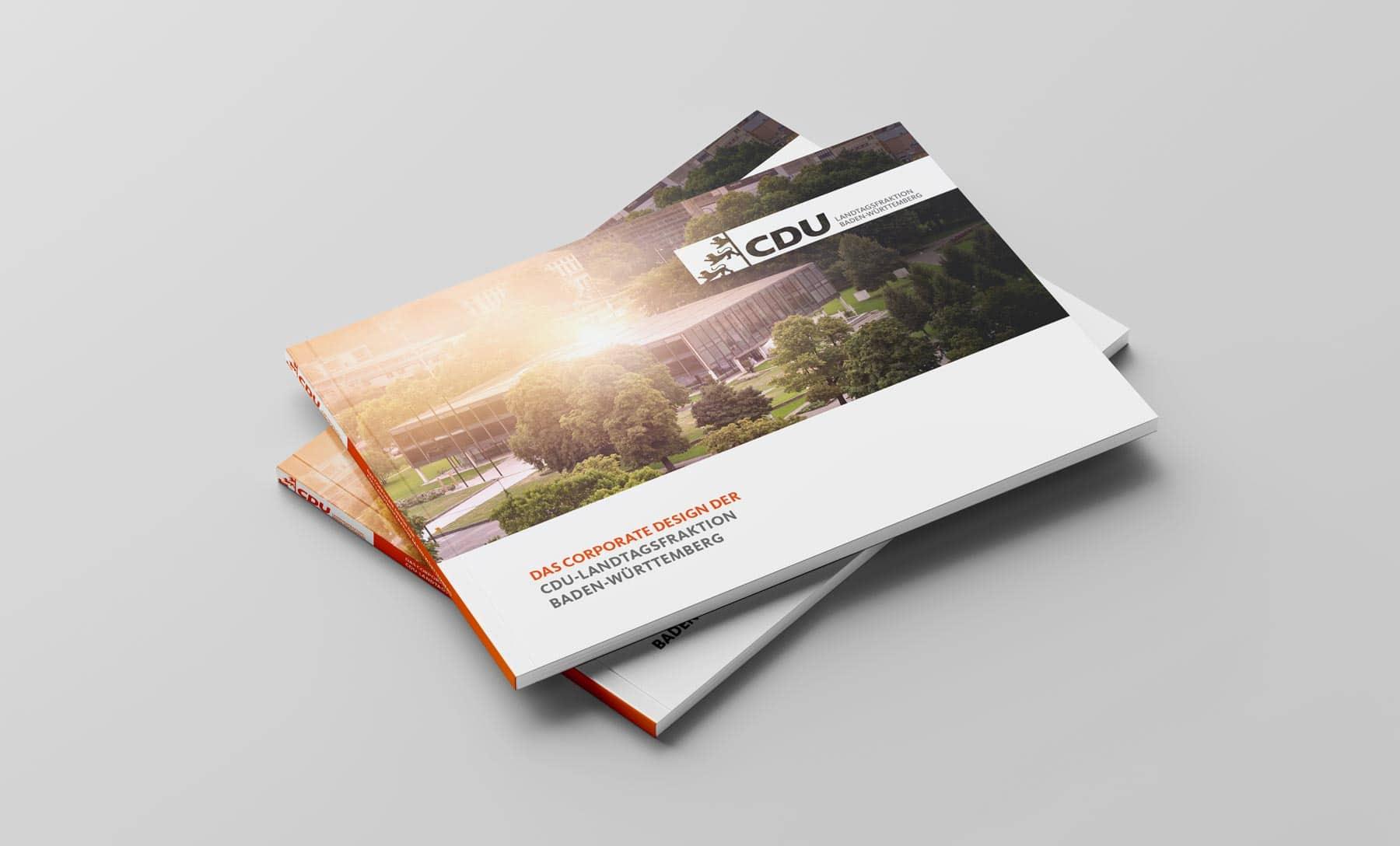 CDU_LF_BW, Styleguide, Corporate Design Relaunch, Redesign, Titel