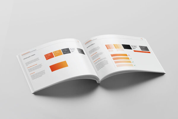 CDU_LF_BW, Styleguide, Corporate Design Relaunch, Redesign, Inhalt, Farbwelt