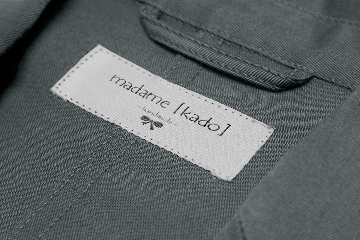 madame kado, Label 2, Branding, Retail Design