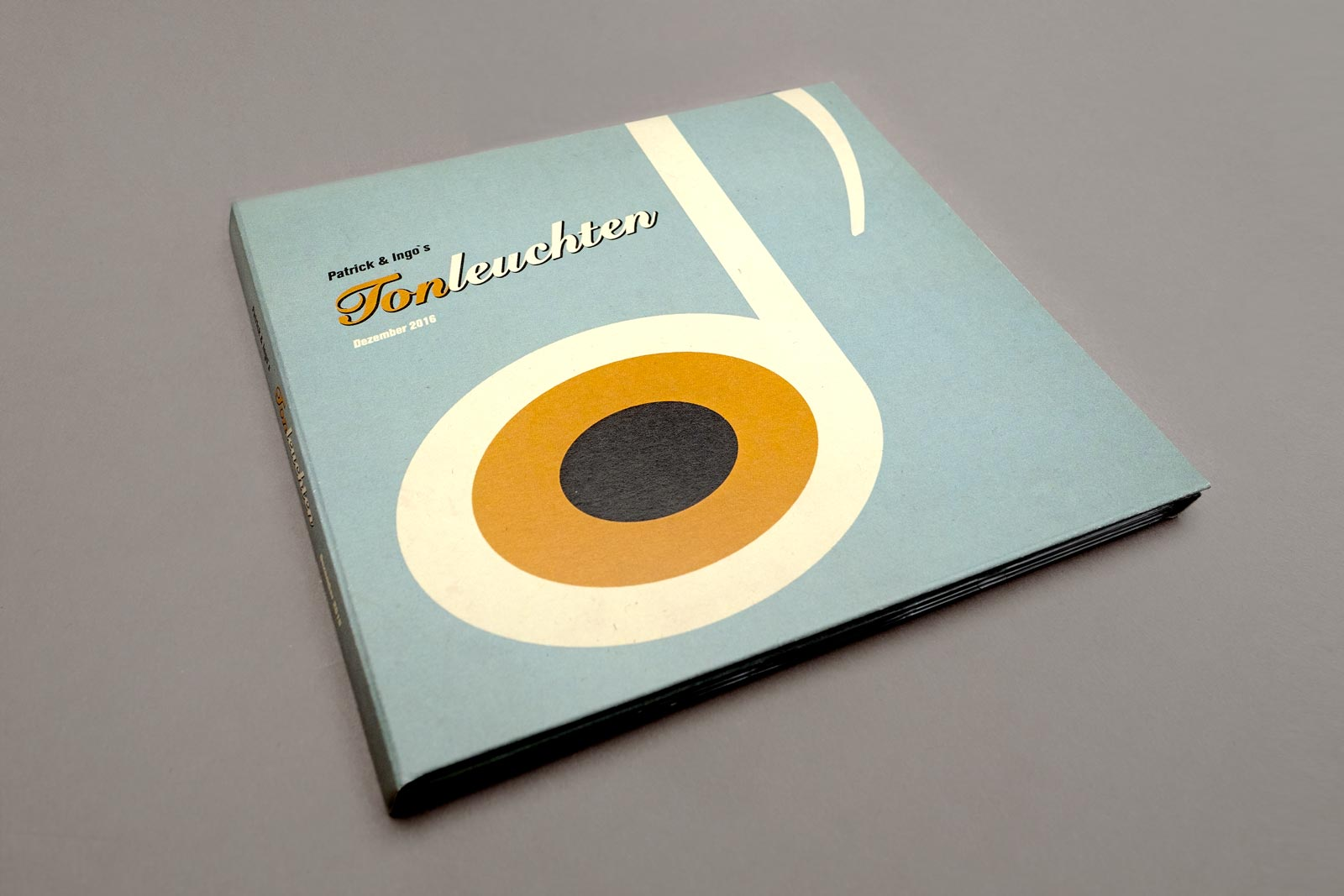 Tonleuchten, Compilation, CD Cover, Cover Artwork, Cover