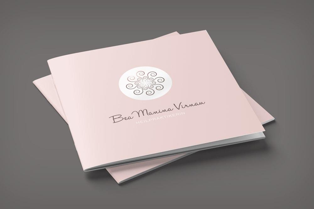 BMV, Broschüre, Cover