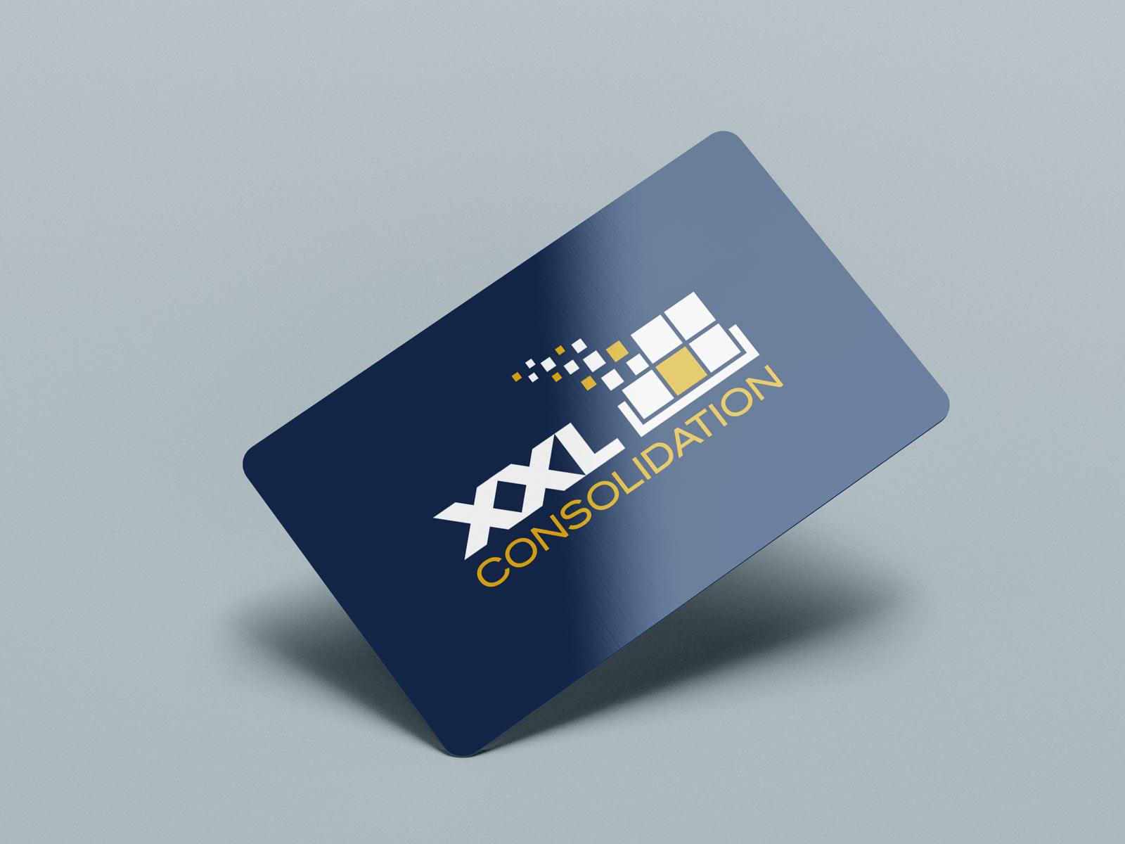 XXL Consolidation, personalisierte Kunstoff-Karte, Messebedarf, Werbemittel, Ansicht 5