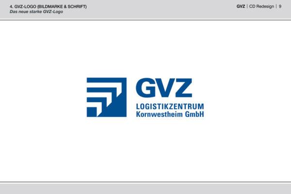 GVZ Corporate Design Guide Inhalt 4