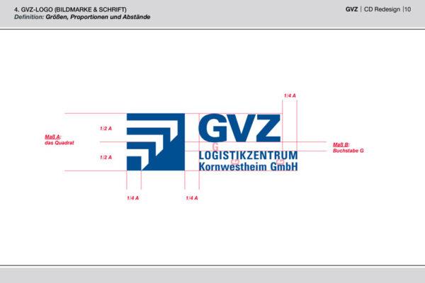 GVZ Corporate Design Guide Inhalt 5