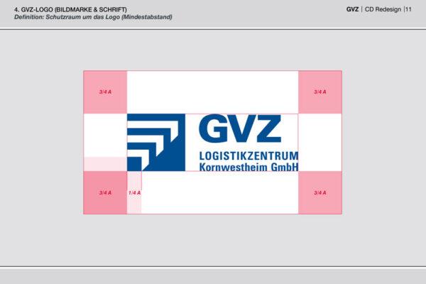 GVZ Corporate Design Guide Inhalt 6