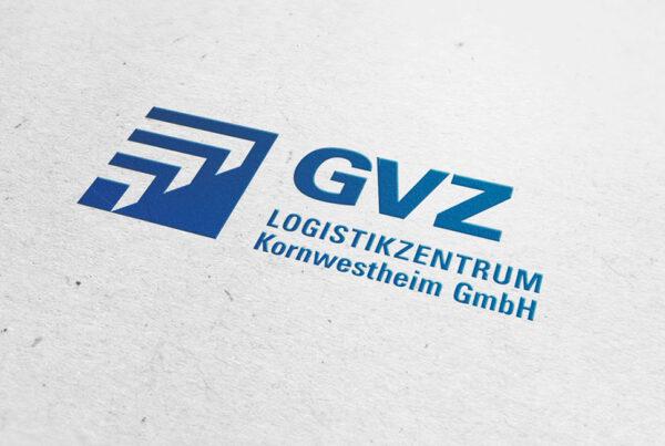 GVZ, Logo Design, Print Details